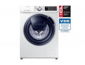 Pračka s předním plněním Samsung WW90M649OPM, A+++-40%, 9 kg + Ochranný sáček na boty do pračky a sušičky