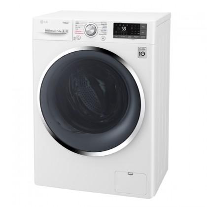 Pračka se sušičkou lg f72j7hg2w, b, 7/4 kg