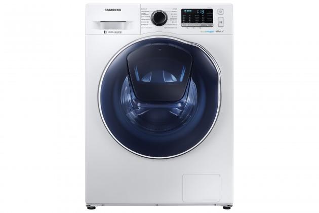 Pračka se sušičkou samsung wd80k52e0zw/le