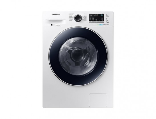 Pračka se sušičkou Samsung WD80M4A43JW, A, 8/4,5 kg Samsung