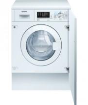 Pračka se sušičkou Siemens WK14D541, B, 6/4 kg