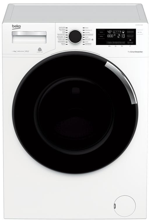 Pračky předem plněné Pračka s předním plněním Beko WTV 8744 CS XW0, 8kg