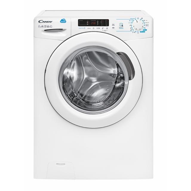 Pračky předem plněné Pračka s předním plněním Candy CS4 1372D3/2-S, A+++, 7 kg