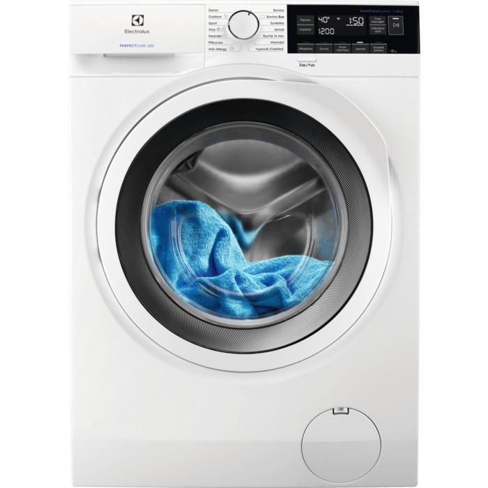 Pračky předem plněné Pračka s předním plněním Electrolux EW6F328WC, A+++-20%, 8 kg