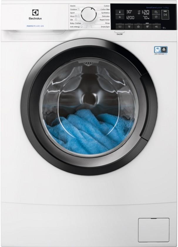 Pračky předem plněné Pračka s předním plněním Electrolux EW6S347S, A+++, 7kg
