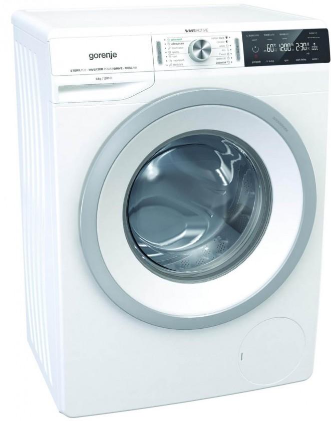 Pračky předem plněné Pračka s předním plněním Gorenje WA 62S3, A+++, 6 kg