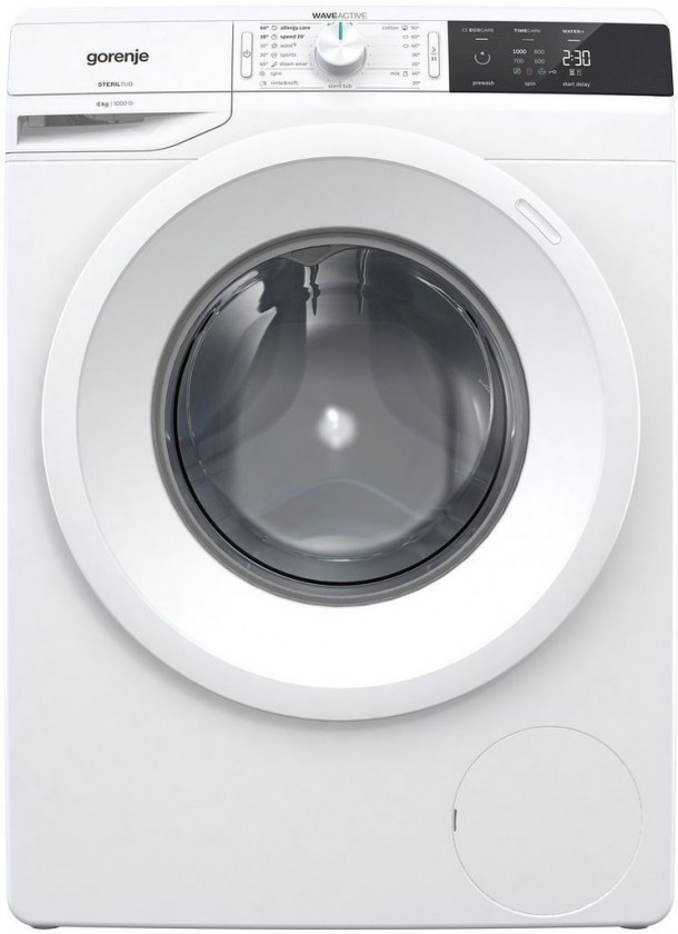 Pračky předem plněné Pračka s předním plněním Gorenje WE60S3, A+++, 6 kg
