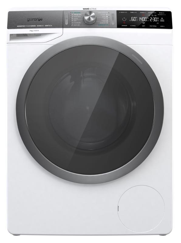 Pračky předem plněné Pračka s předním plněním Gorenje WS 74S4N, A+++, 7 kg