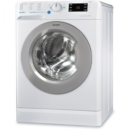 Pračky předem plněné Pračka s předním plněním Indesit BWE 71253X WSSS EU, A+++, 7kg