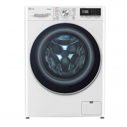 Pračky předem plněné Pračka s předním plněním LG F4WV710P1, A+++, 10,5kg