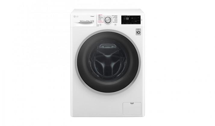 Pračky předem plněné Pračka s předním plněním LG WD62J6WY1W, A+++-20%, 6,5 kg