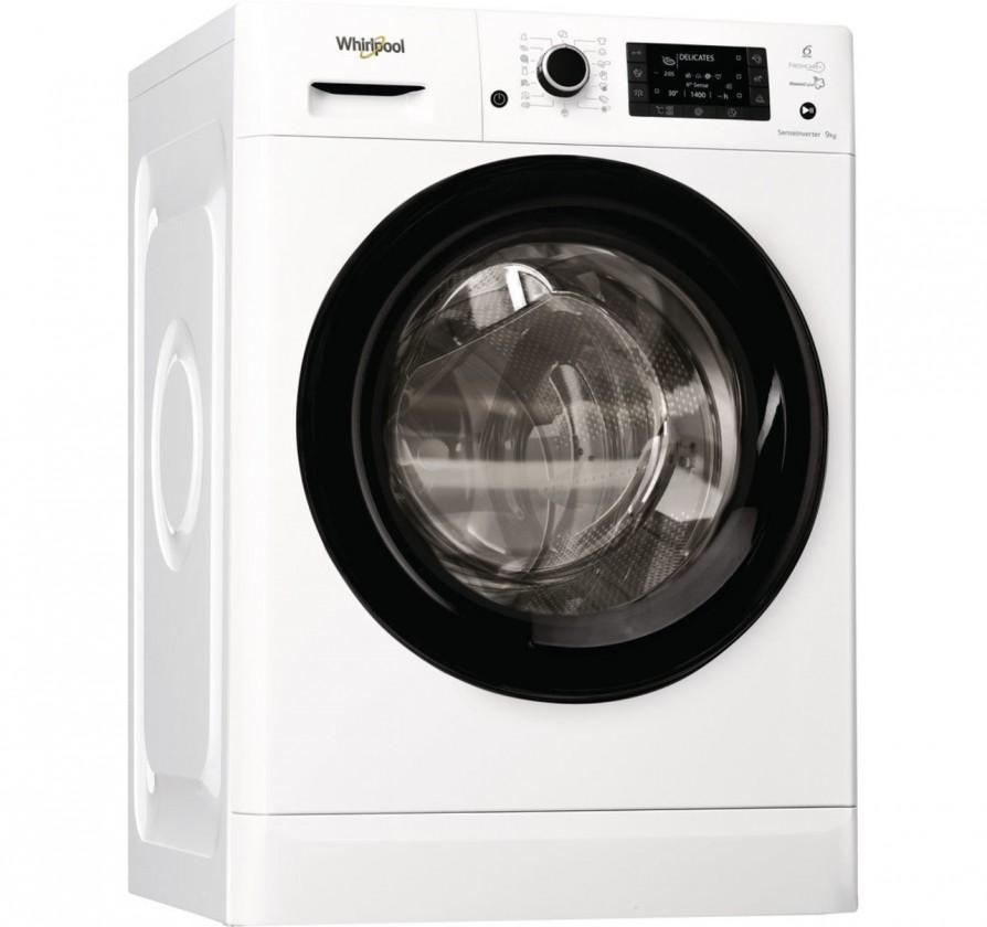 Pračky předem plněné Pračka s předním plněním Whirlpool FWD91496BV,A+++,9kg