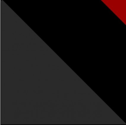 Pracovní deska - Černá (3000x600x38)