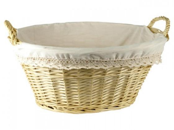 Prádelní koš LIS07-1158-NAT (přírodní)