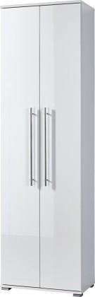 Předsíňová skřín GW-Inside - skříň, 2x dveře (bílá)