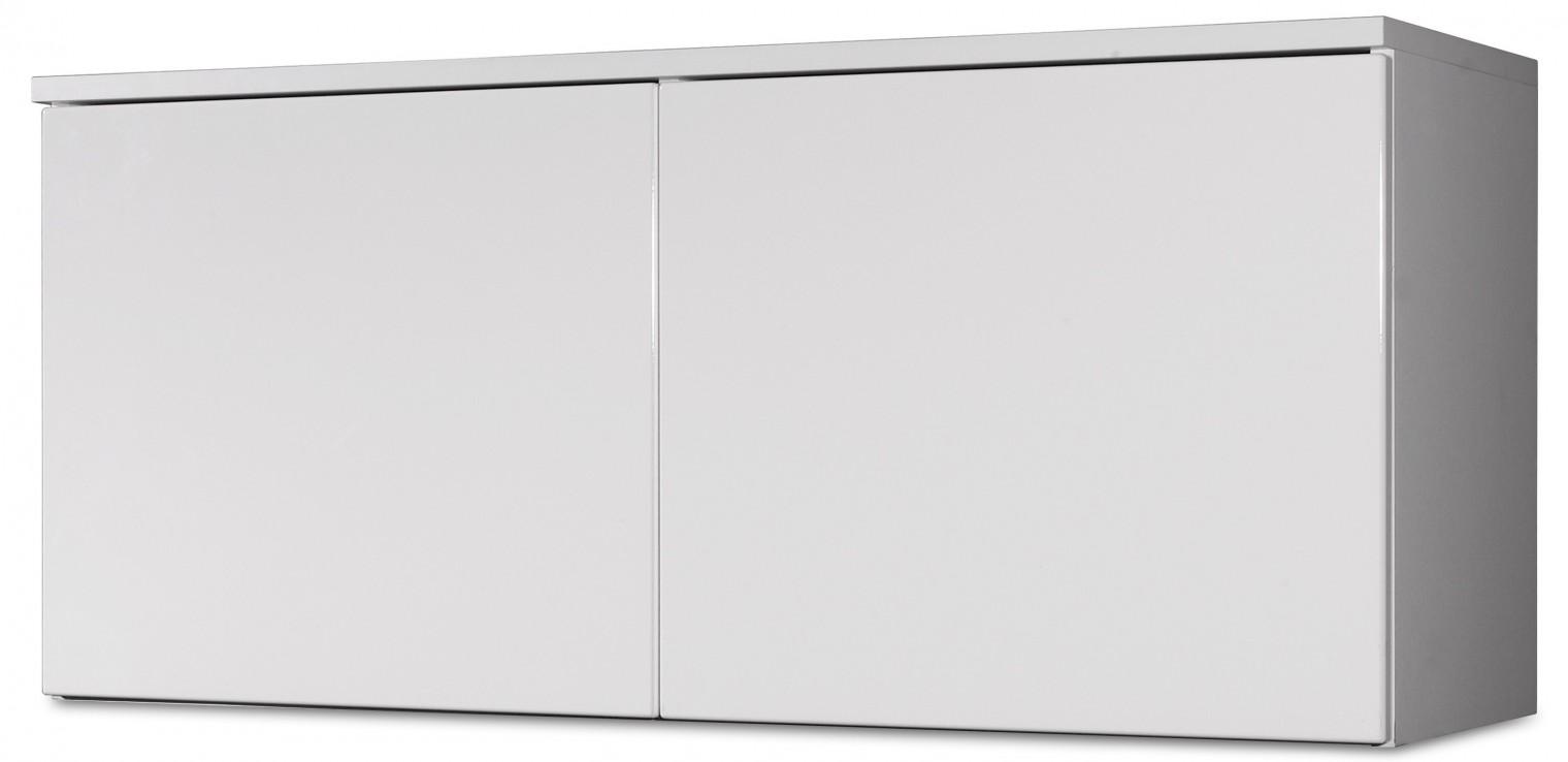 Předsíňová skřín GW-Trento - Vrchní skříňka (bílá)