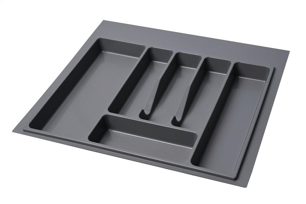 Příborníky Příborník ke kuchyním HENRY STYLE, 60 cm, šedá