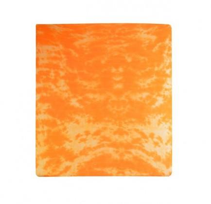 Prostěradlo Jersey, batika, 180x200 (oranžové)