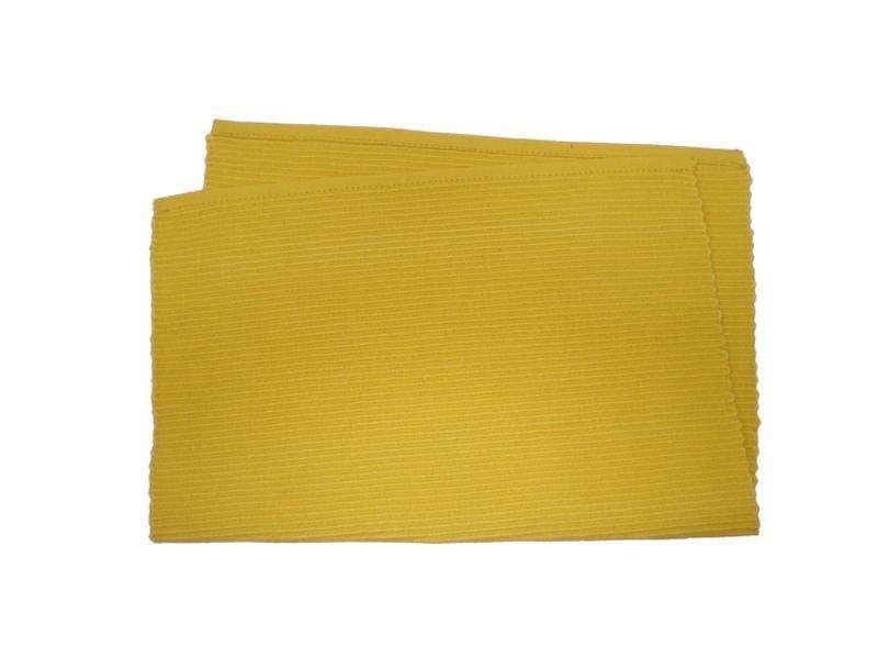 Prostírání (žlutá)
