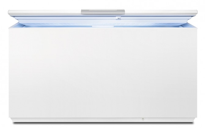 Pultové mrazáky Pultový mrazák Electrolux EC3330AOW1