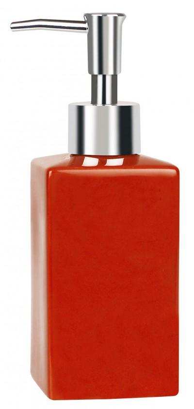 Quadro-Dávkovač mýdla red(červená)