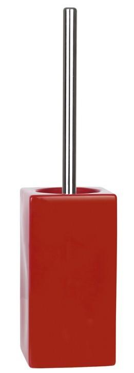 Quadro-WC štětka red(červená)