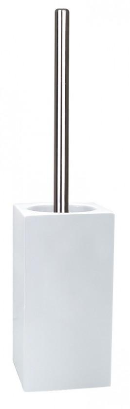 Quadro-WC štětka white(bílá)