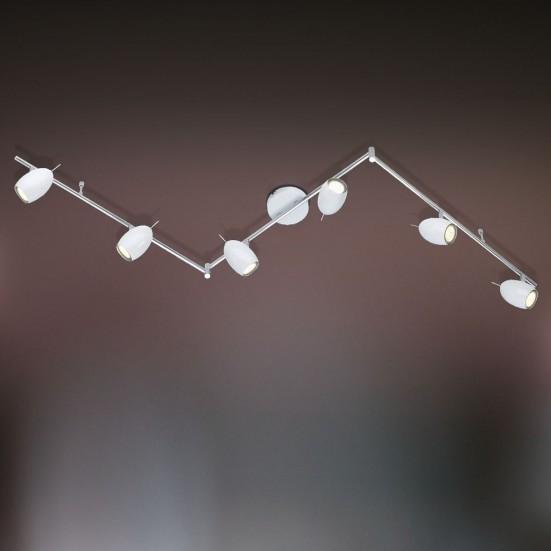 Quincy - Stropní osvětlení, GU10 (bílá)