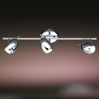 Quincy - Stropní osvětlení, GU10 (chrom)