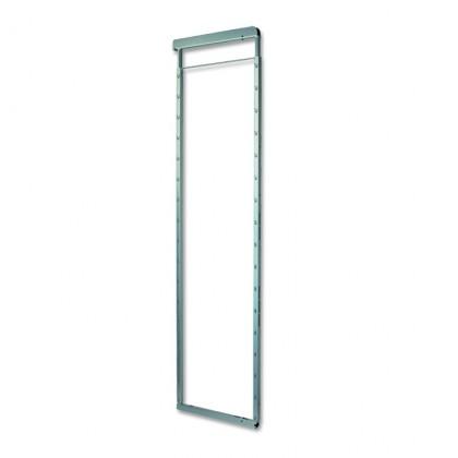Rám, 220,2 cm (stříbro-šedá)
