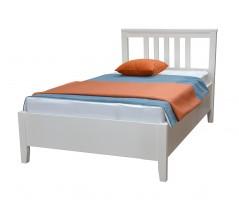 Rám postele Ferata 90x200, bílá