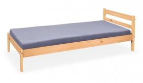 Rám postele Finn - 90x200x, rošt (borovice)