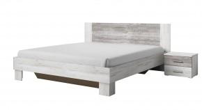 Rám postele Vera 180x200, pinie, 2x noční stolek