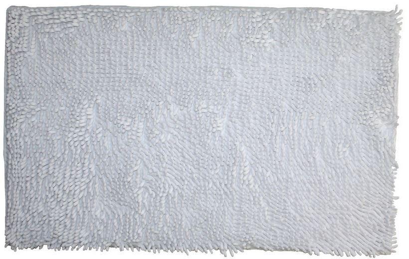 Rasta micro - koupelnová předložka, 50x80 cm (bílá)