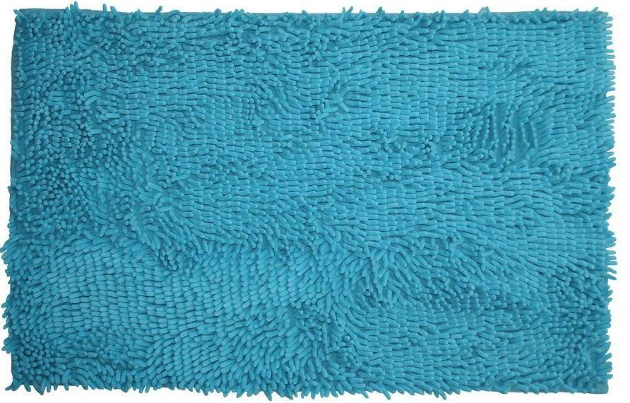 Rasta micro - koupelnová předložka, 50x80 cm (tyrkysová)