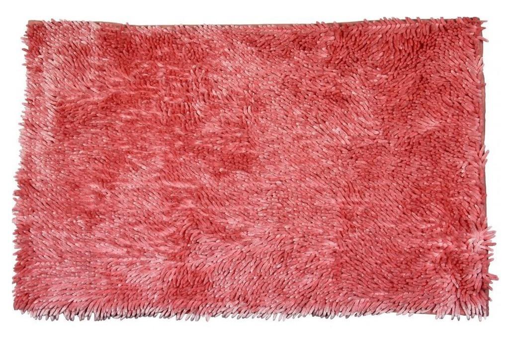 Rasta micro new - koupelnová předložka, 50x80 cm   (ružová)