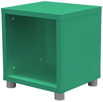 Regál Box - regál jednoduchý (jadeitová)