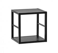 Regál Cube 05 (černá)