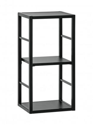 Regál Regál Cube 04 (černá)