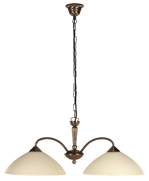 Regina - Stropní osvětlení, 8177 (bronzová/krémová)