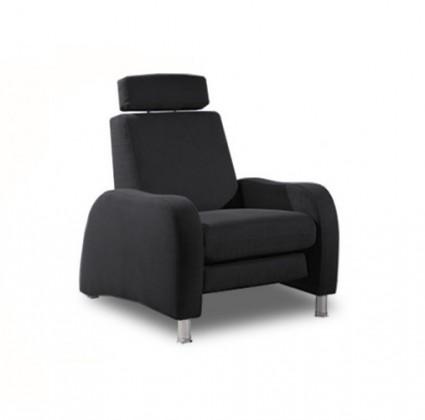 Relaxační Toulouse - TV křeslo s relaxační funkcí (eko kůže)