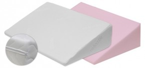 Relaxo Klasik - Polštář Ortopedický klín 80x50x20 (bílá)