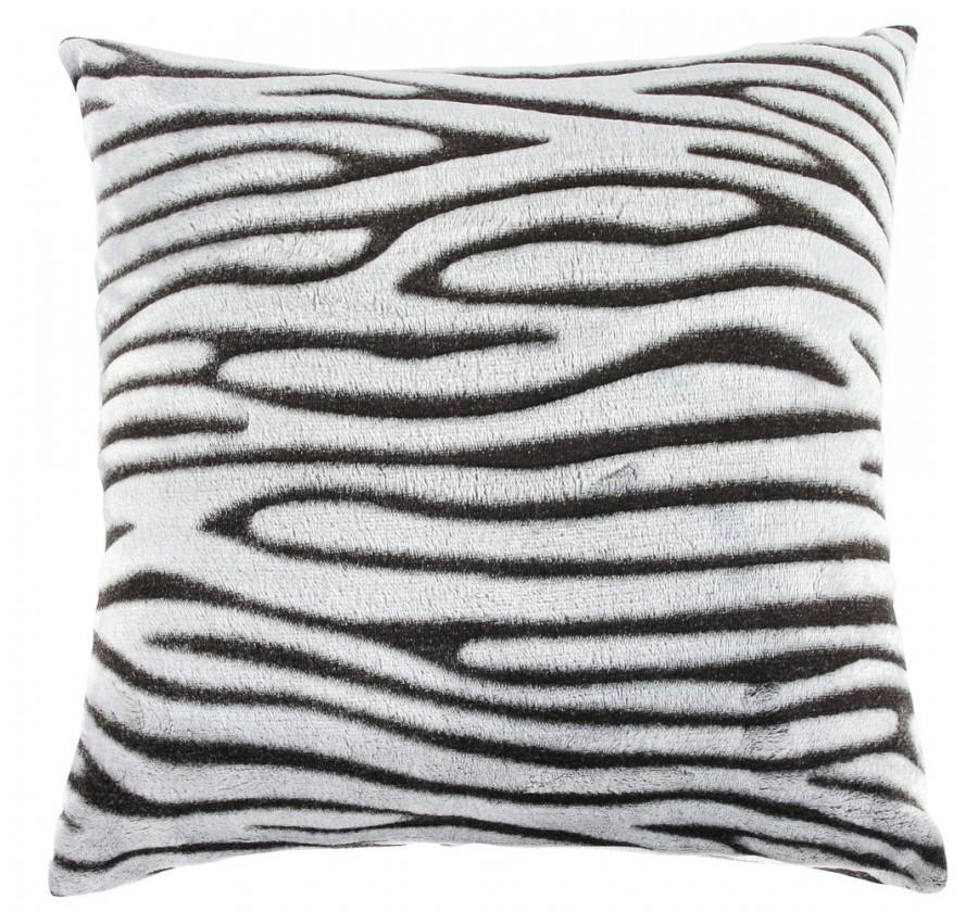 Relief - Polštářek 45x45cm (zebra)
