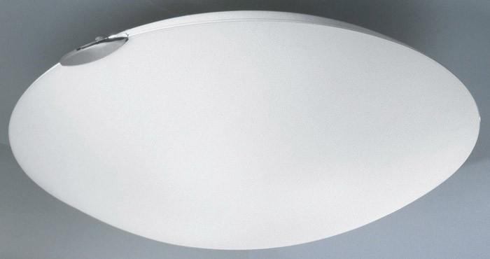 Remus - E27, 60W, 50x50x13 (stříbrná)