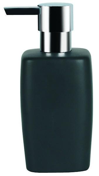 Retro-Dávkovač mýdla  black(černá)