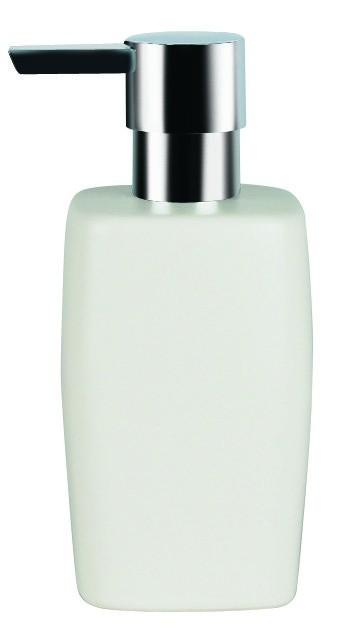 Retro-Dávkovač mýdla white(bílá)