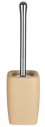 Retro-WC štětka beige(béžová)
