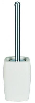 Retro-WC štětka white(bílá)