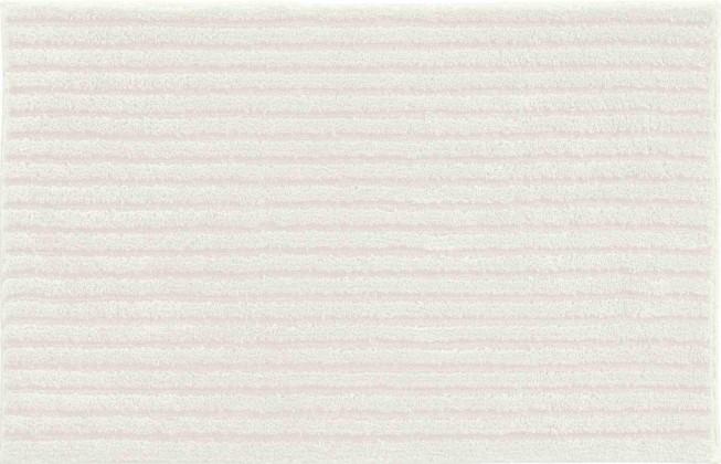 Riffle - Koupelnová předložka 70x120 cm (krémová)