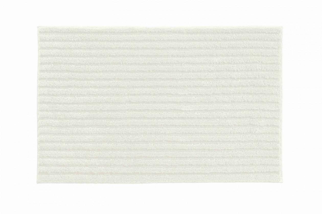 Riffle - Koupelnová předložka 70x120 cm (smetanová)